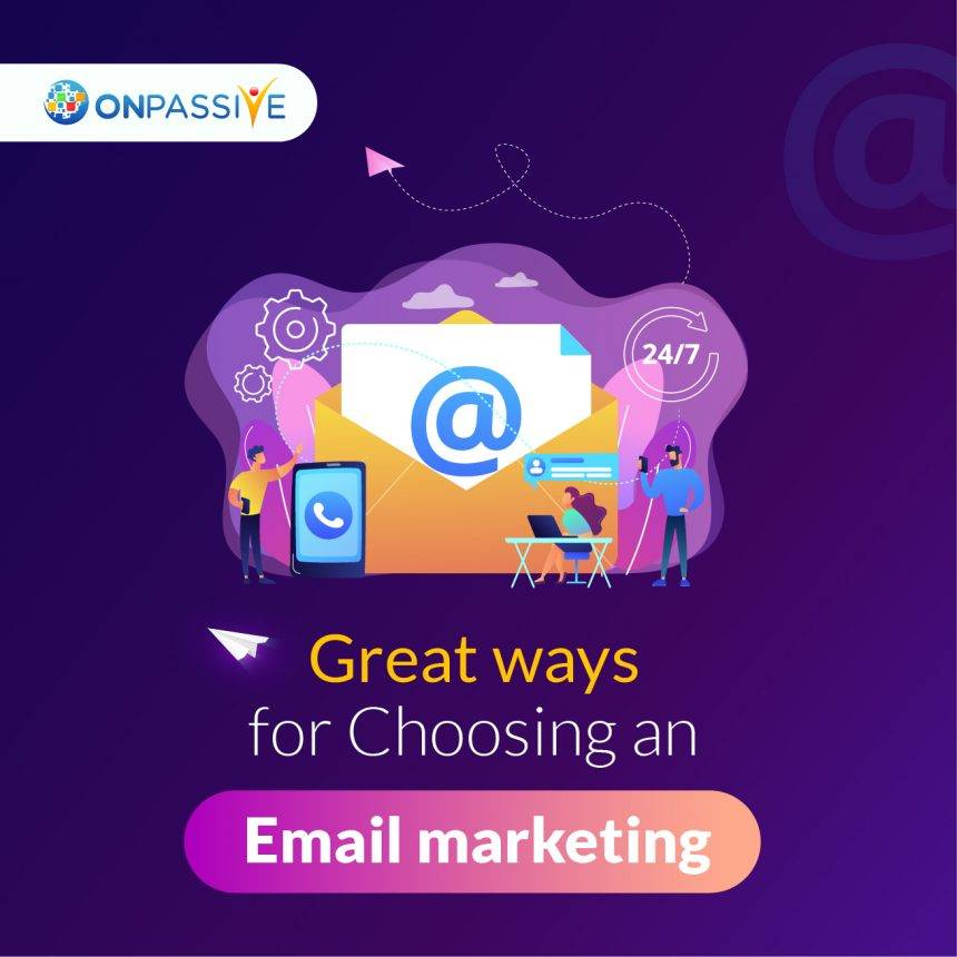 OnPassive Email Marketing